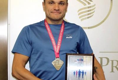 Вітання з перемогою тренера Олексія Алфьорова
