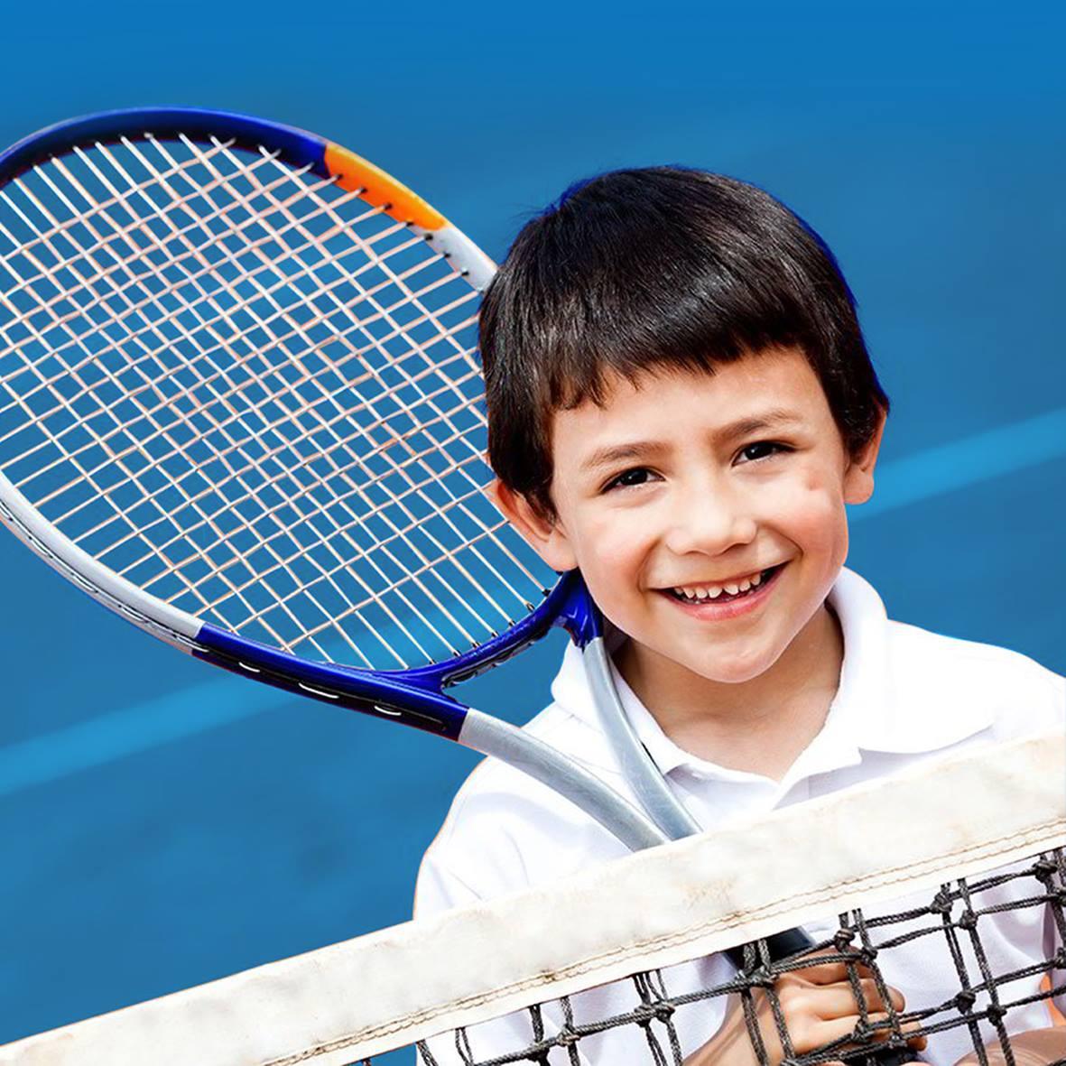 Дитяча академія тенісу стартує!