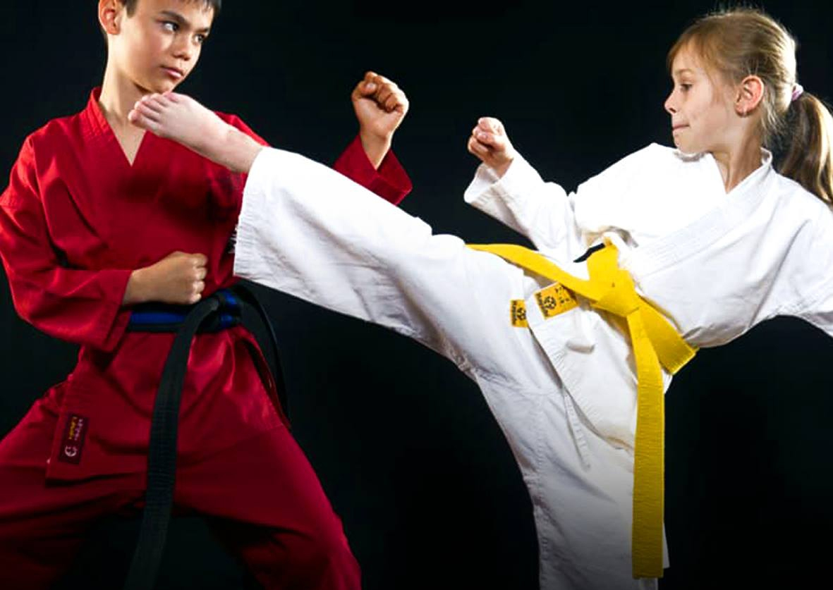 New children's Karate class