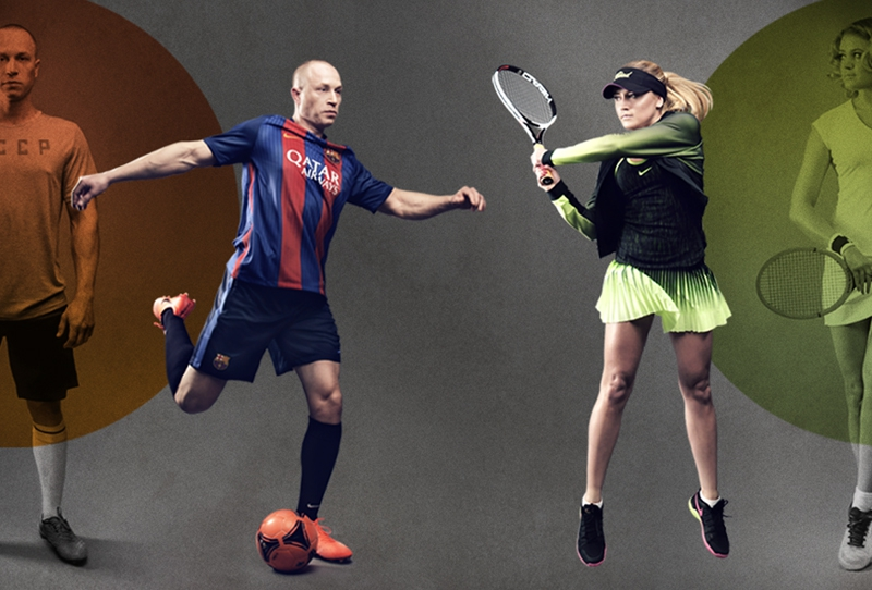 Спорт на всі часи