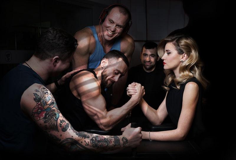 Акция «Фитнес-Красота-Сила»