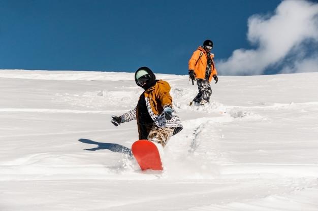 Готуємося до гірськолижного сезону: фітнес для сноубордистів