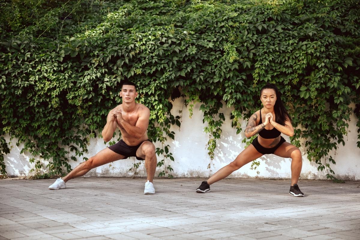 Тренировки на свежем воздухе – Как начать заниматься спортом на свежем воздухе