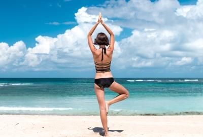 Как быстро привести тело в форму перед отпуском