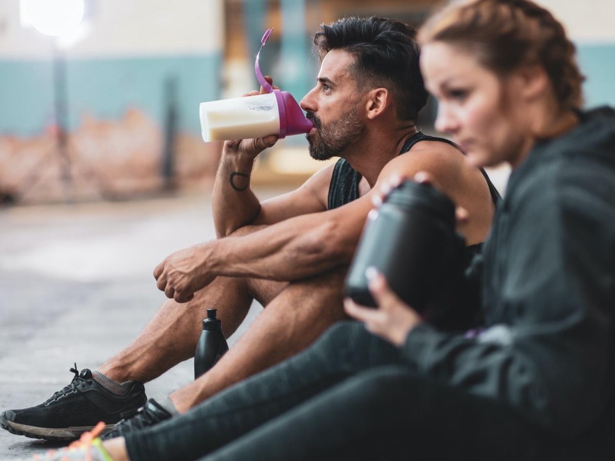 Спортивное питание: польза и вред