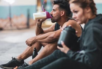 Спортивне харчування: користь і шкода