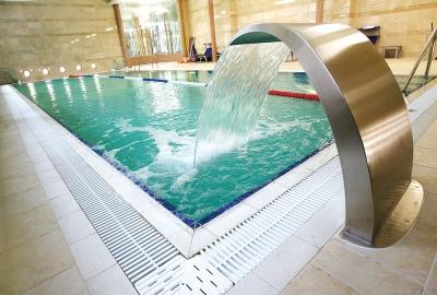 Преимущества бассейна с противотоком