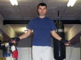 Тренировка по боксу