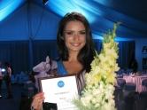 Победительница конкурса «Мисс Гран-При»